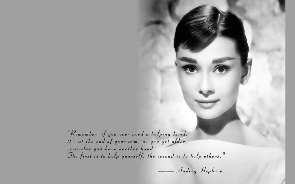 Lessons Learnt From A Burn-Out Queen: Audrey Hepburn