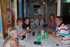 Eating Out in Barbados