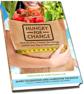 Giveaway: Hungry for Change book