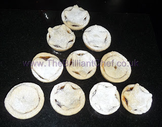 Really easy tasty mince pies