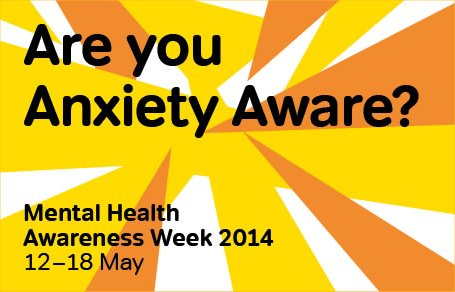 Anxiety Mental Health Awareness Week