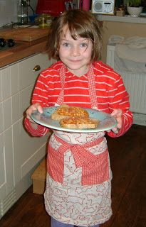 The Kitchen Triumph of a Seven Year-Old