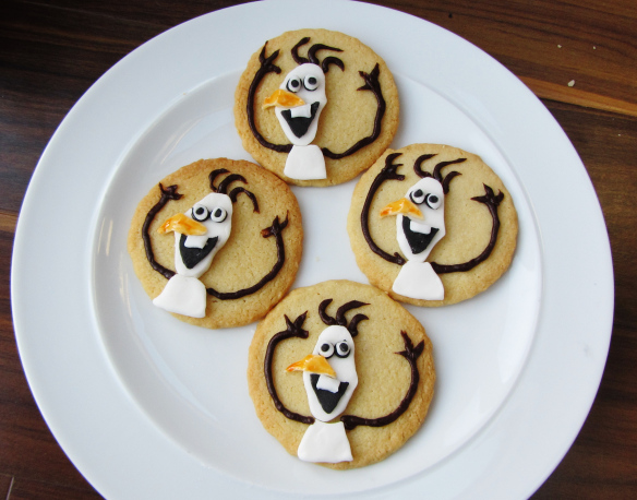 Olaf Biscuits