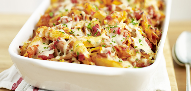 Stop making double dinners! Tuna Pasta Bake recipe (video) - Actually Mummy...