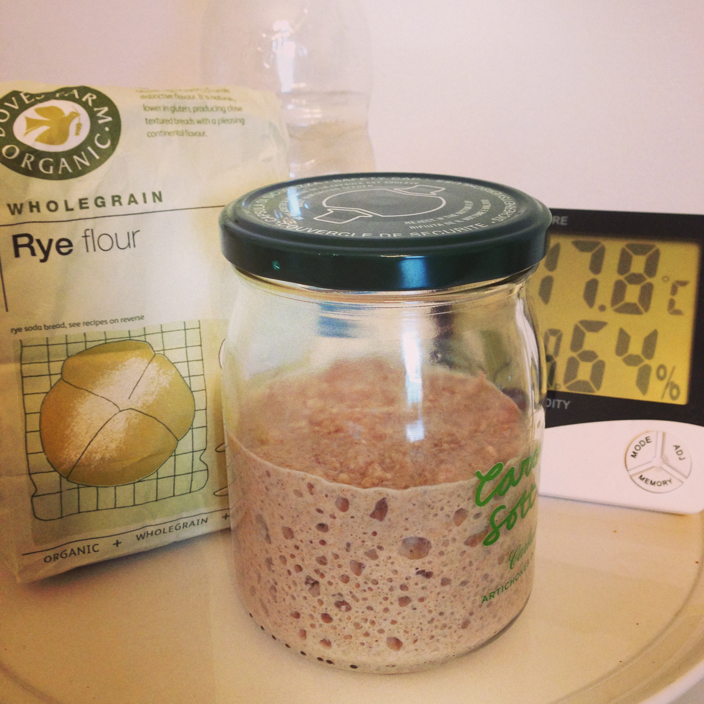 Life (and yeast!) Begins…