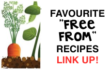 The Recipe Resource - Free From Favourites linky