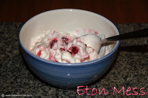 Eton Mess » Welcome to Hellie's Corner