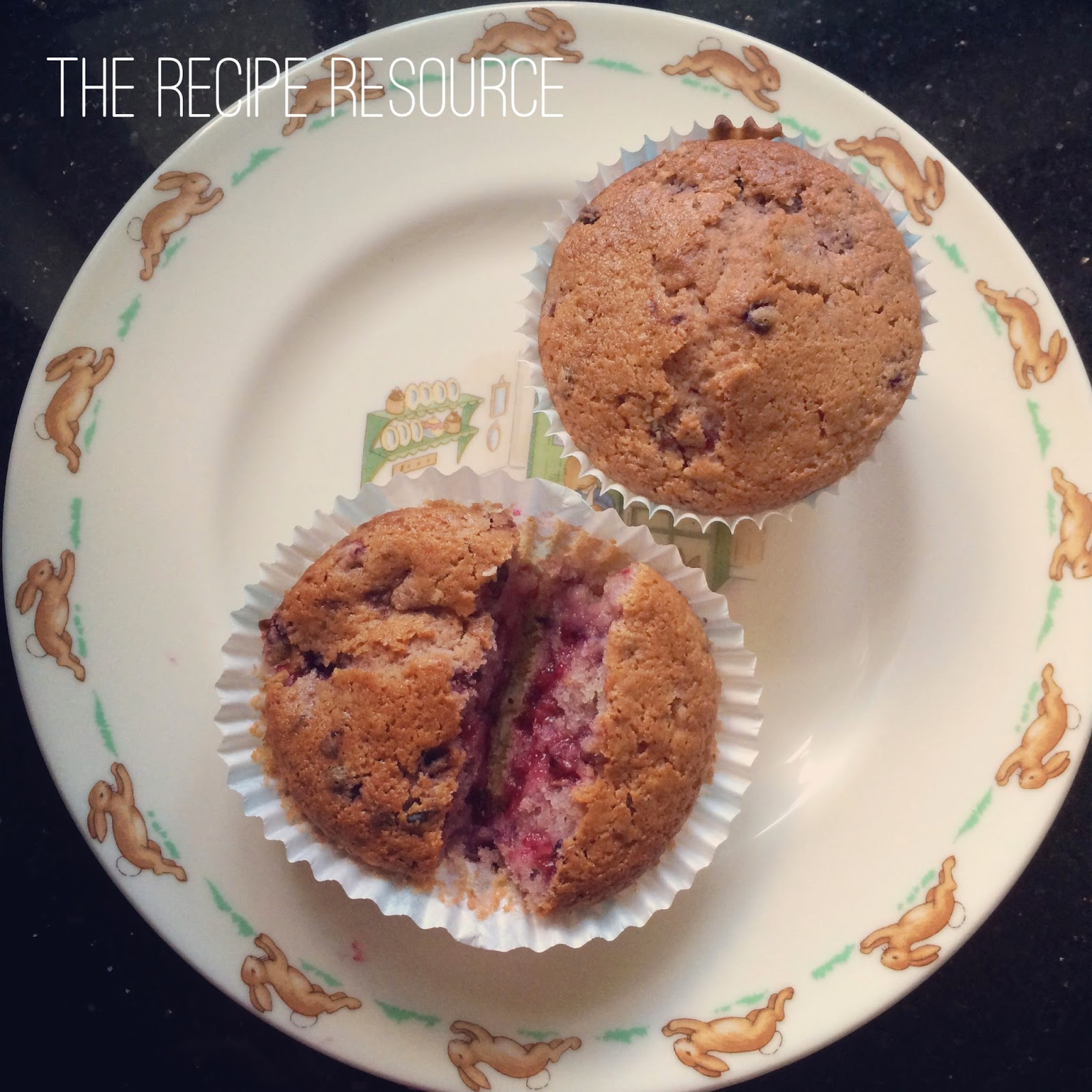 Yet another muffin recipe!