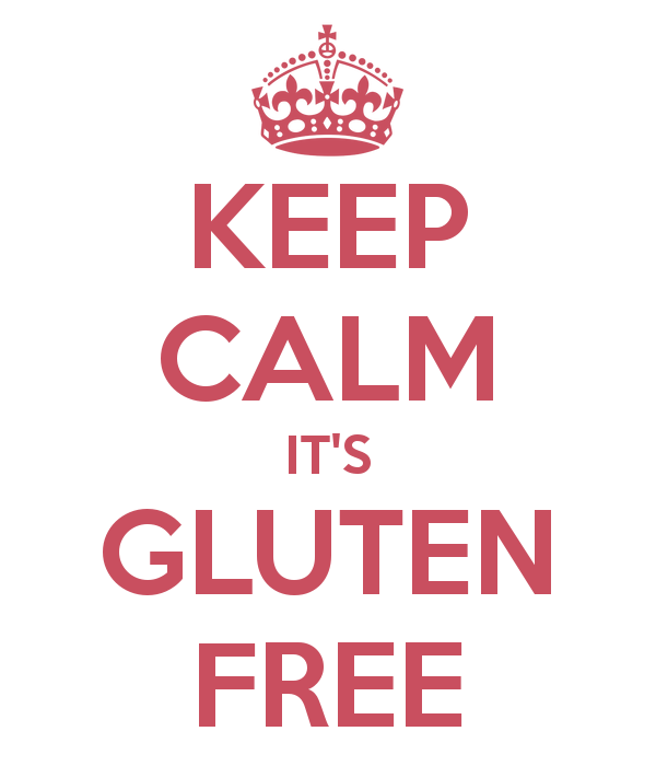 21 Problems...and Gluten is all of them!