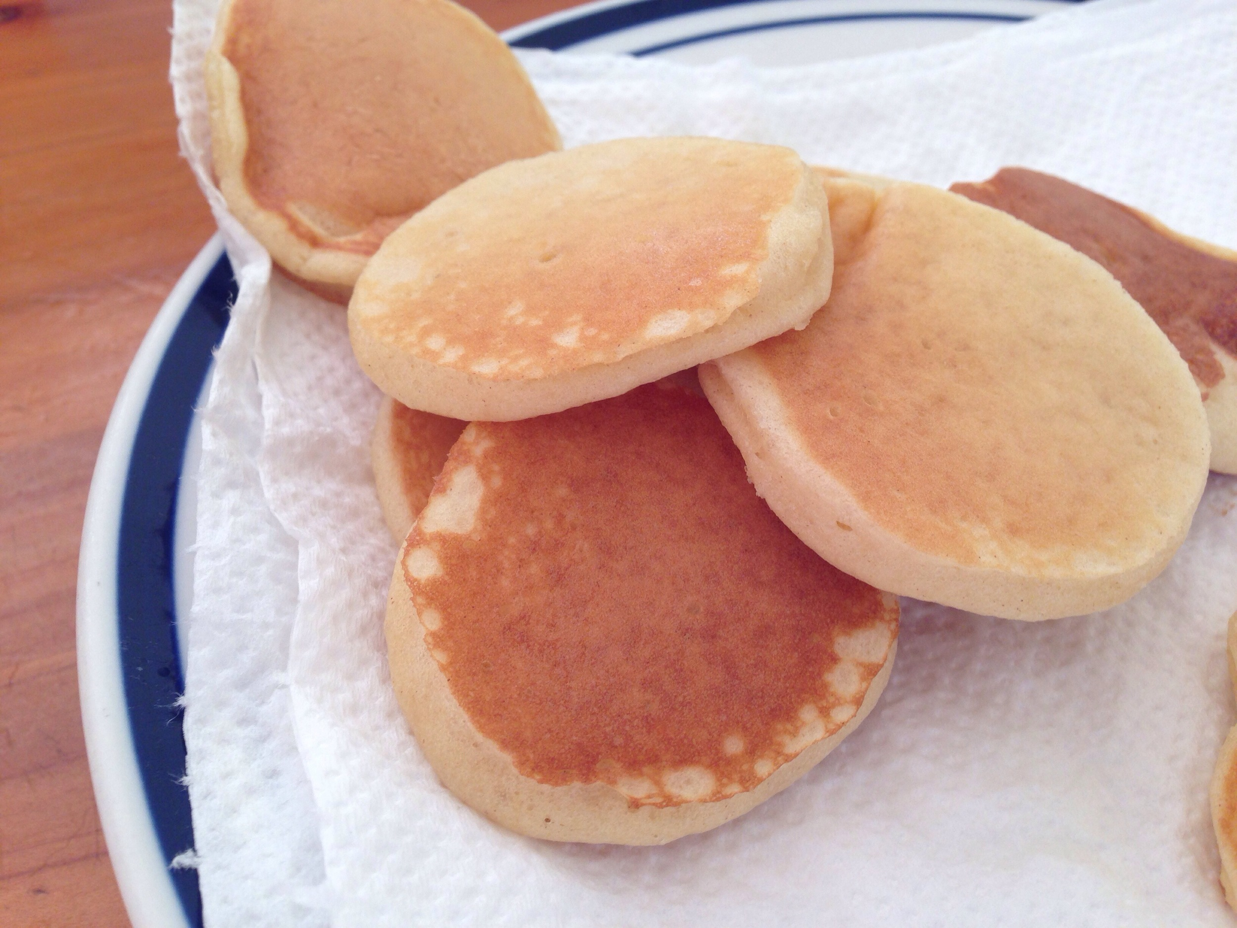 Thrifty Food: The no-mess pikelet recipe and trick