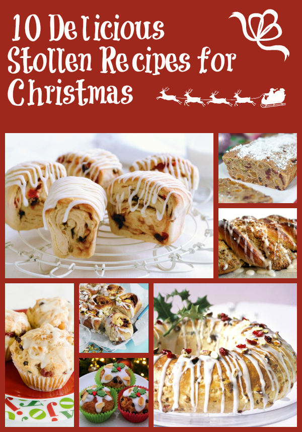10 Delicious Stollen Recipes for Christmas - Mummy Alarm