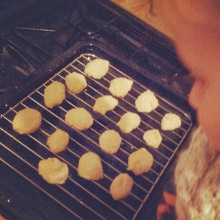 How Not to Bake Shortbread