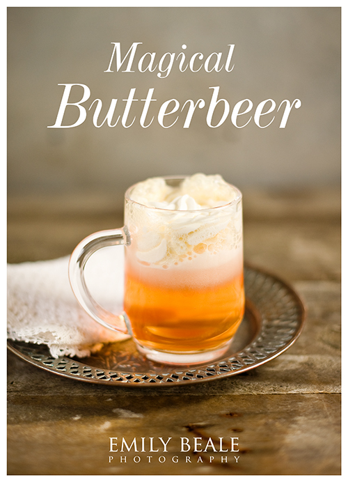 MAGICAL BUTTERBEER » Emily Beale Photography