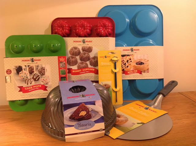 Nordic Ware National Bundt Day 2013 - Giveaway!