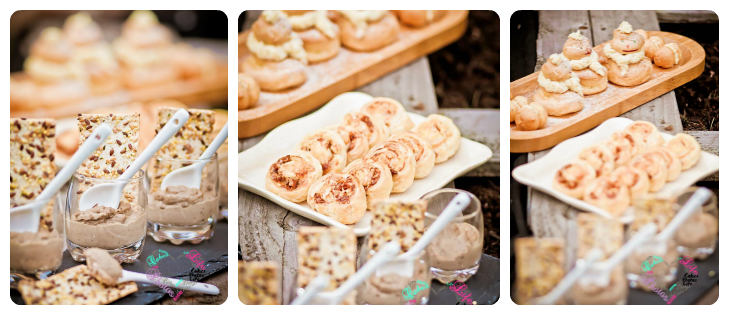 Canapes, Great Bloggers Bake Off