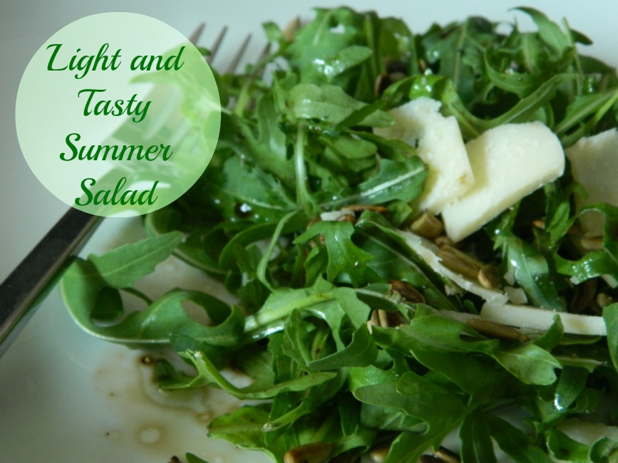 Italian Summer Salad Recipe review