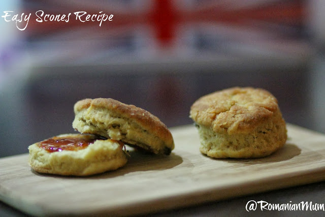 Easy Scones Recipe