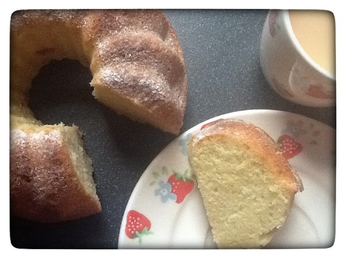 The Madeira Cake Story Part 2