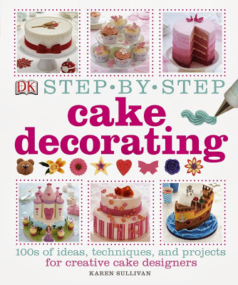 Book corner - Step-by-Step Cake Decorating