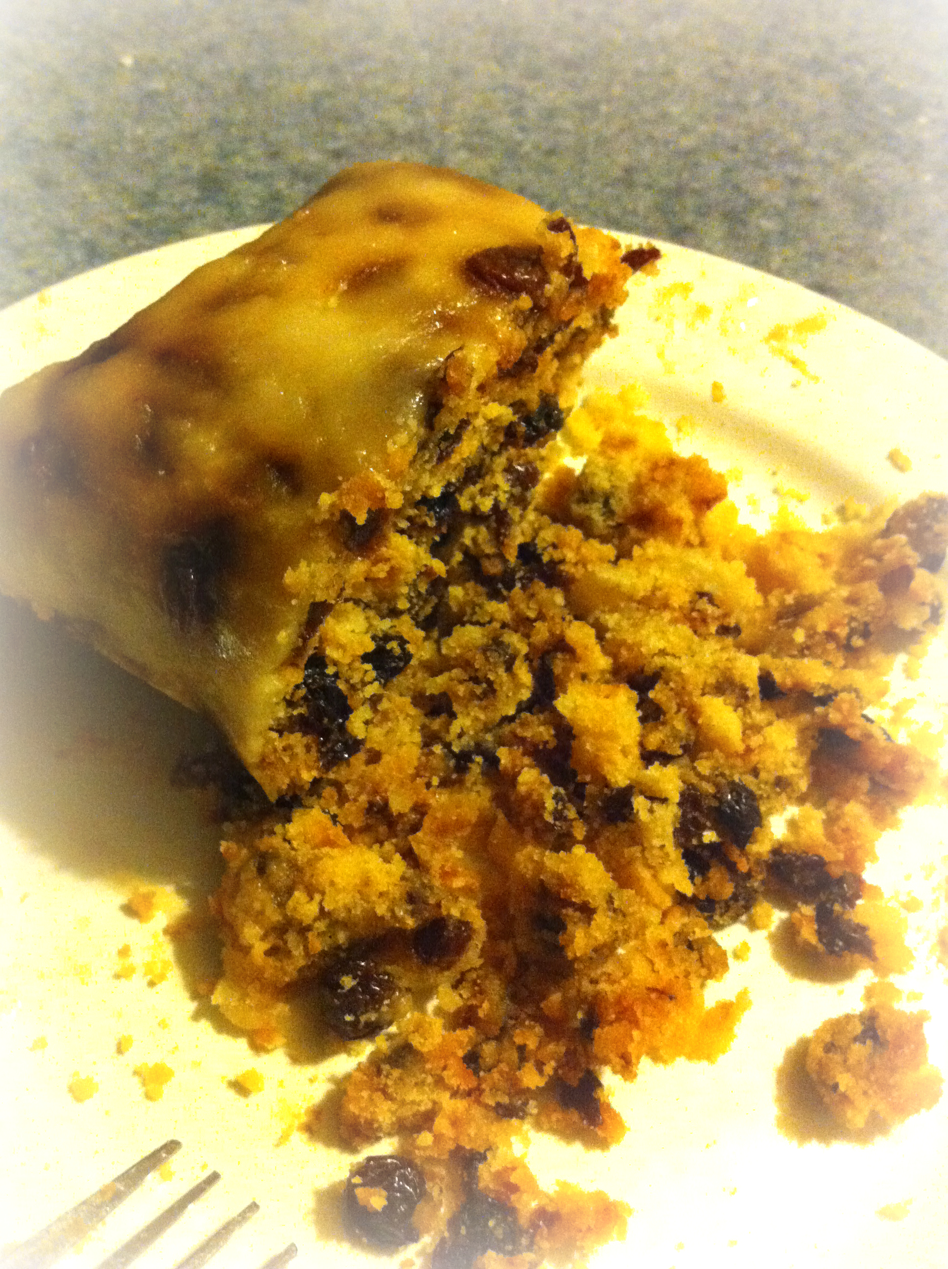 Week 7 – Spotted Dick (or Pimply Richard in polite company!)