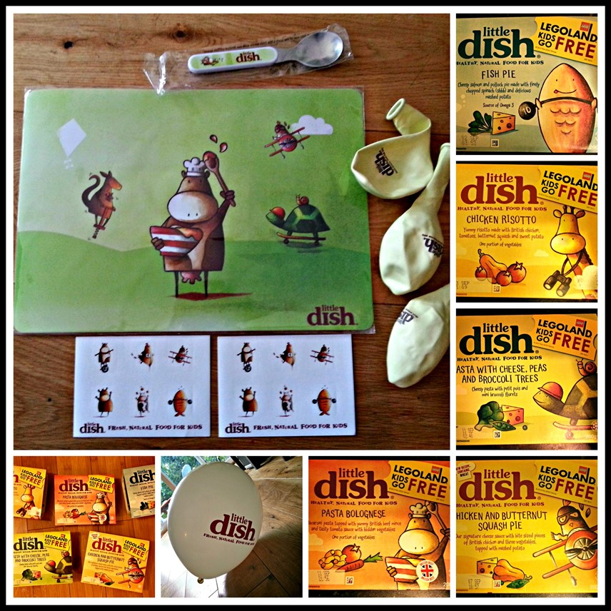 Little Dish Review and Competition (5 Goody Bags to give away!)