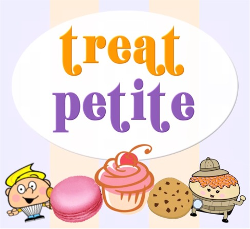 Treat Petite – a new baking, blogging challenge!