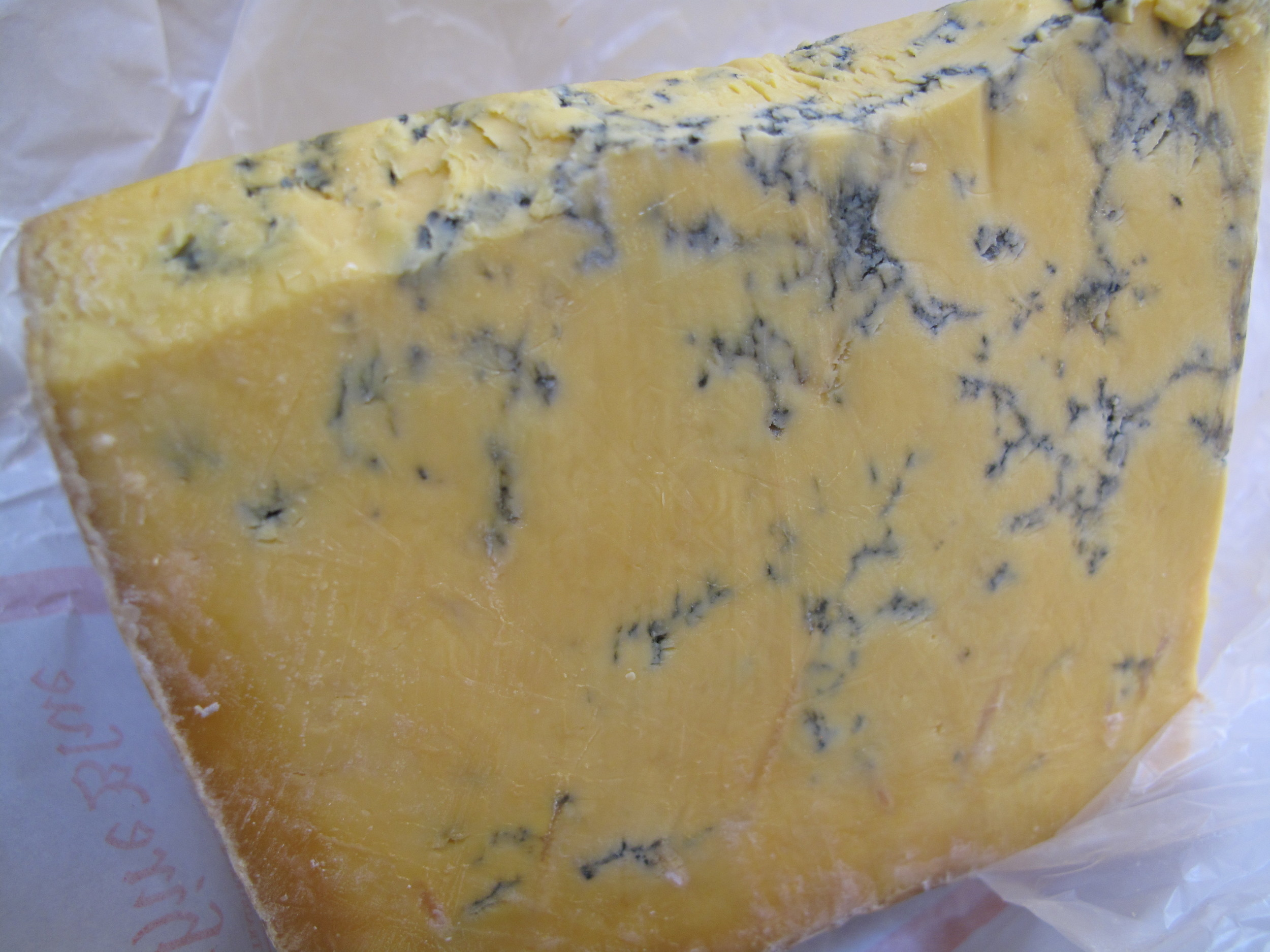 Fromage Friday: Shropshire Blue
