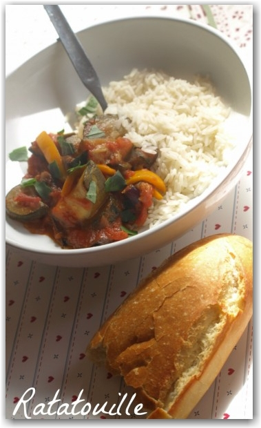 Brilliant Budget Recipes: Ratatouille