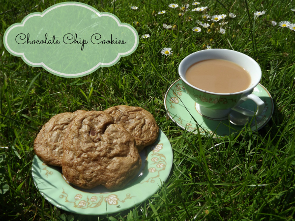 Chocolate chip cookies – quick and simple recipe