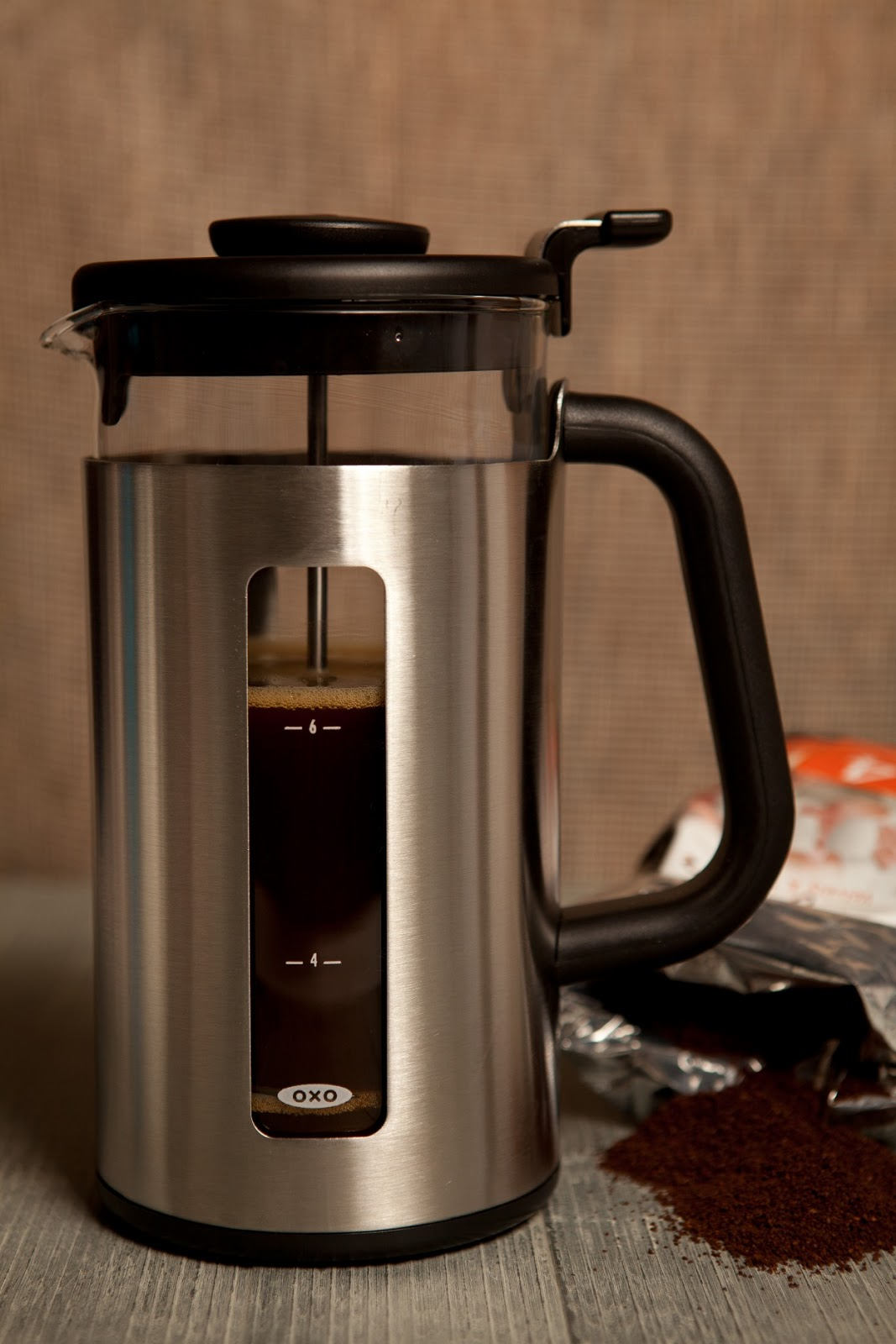 OXO French Press and Douwe Egberts Coffee Giveaway