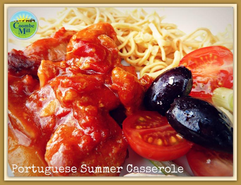 Coombe Cuisine goes Portuguese