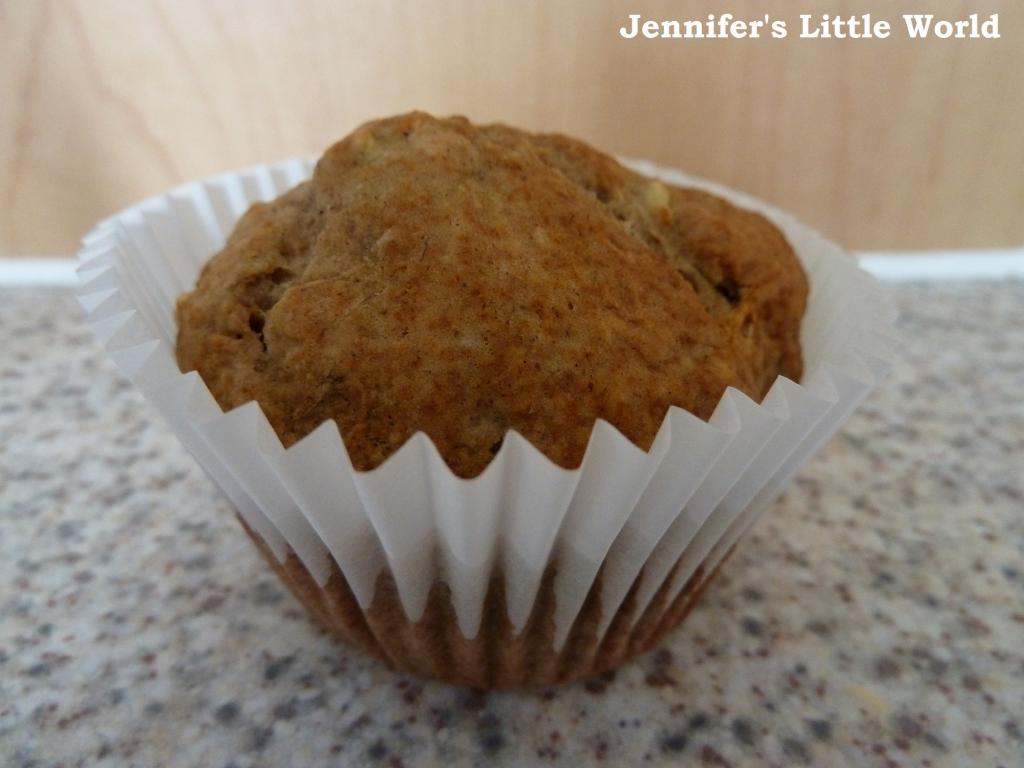 PinAddicts challenge for March - Banana Muffins