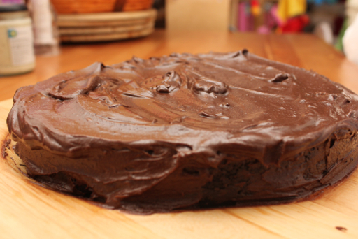Easy peasy chocolate cake(dairy free)
