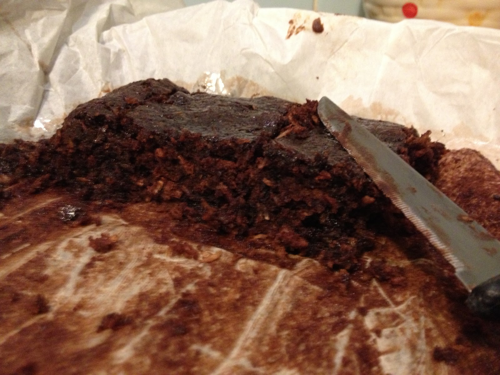 Fairtrade Fortnight lives on - Chocolate Coconut Cake