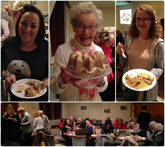 Bolton Clandestine Cake Club Visits the Women's Institute...