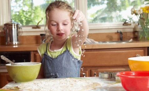 Creative ways to get kids more involved in cooking and healthy eating