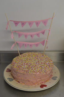How To ...Make Cake Bunting