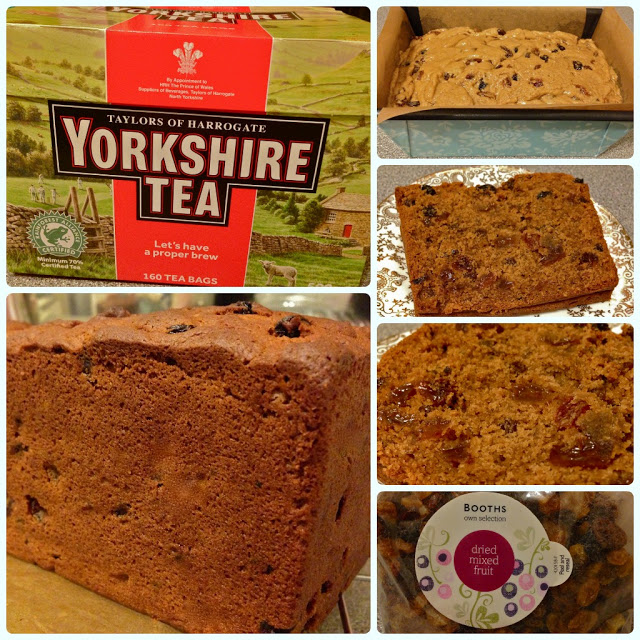 Yorkshire Tea Cup Loaf