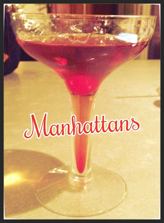 Over-thought-out thoughts on Manhattans