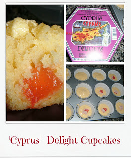 'Cyprus Delight' Cupcakes
