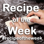 Introducing Recipe of the Week – come and link up! #recipeoftheweek