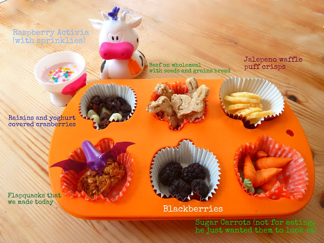 Muffin Tin Meals :)