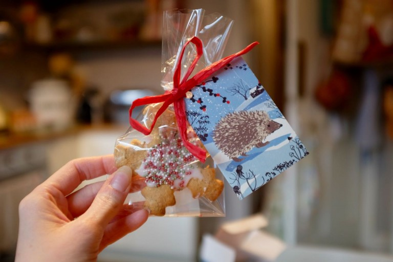 Gingerbread: the perfect last-minute Christmas present