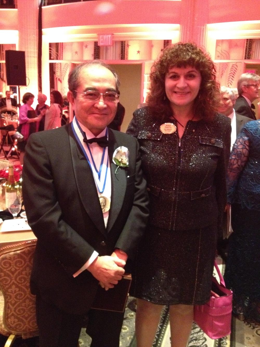 IEEE Haraden Pratt Award recipient Fumio Harashima