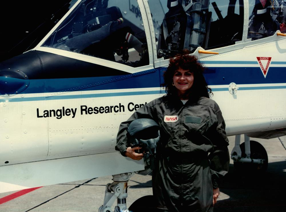 Karen at NASA Langley Research Center
