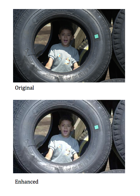 Tire Color