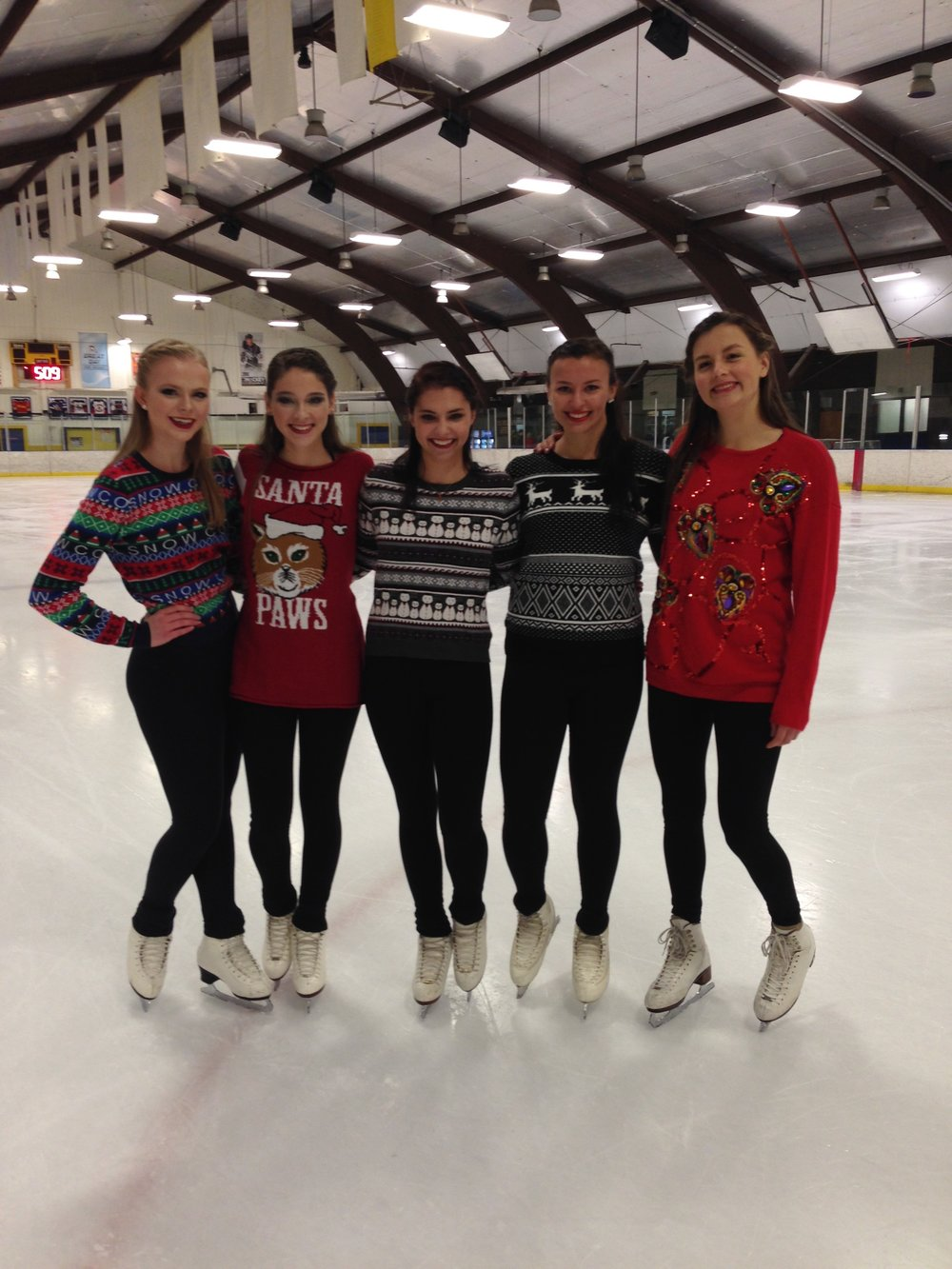 WVU Figure Skating Club!