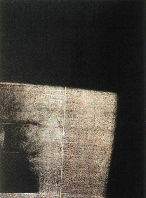 Thom O'Connor  Polar Crossing III  polymer print