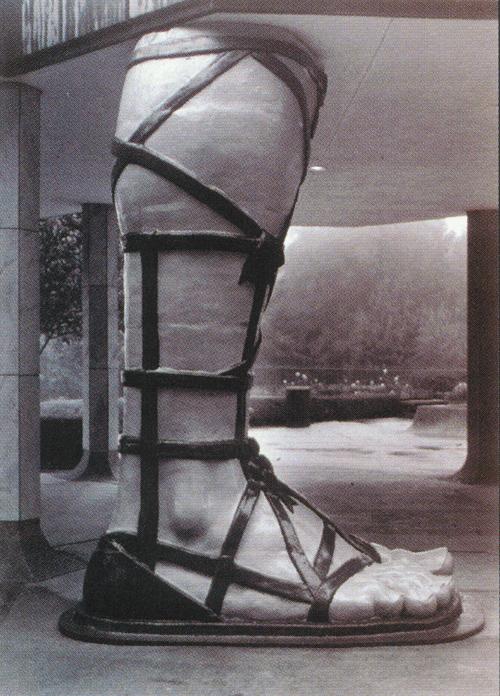 Curtis Steele  Shrines and portals, Birmingham  gelatin silver print
