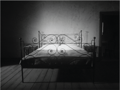 Jonas Dahlberg   Shadow Room , 2011 Single channel installation, HD video, Black and white, Silent, 10:31 minutes Courtesy of the artist and Galerie Nordenhake Berlin/Stockholm